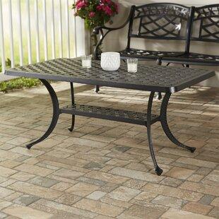 Rectangle Patio Tables You Ll Love Wayfair