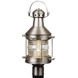 Oakhill 1-Light Brass Lantern Head