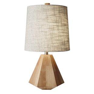 unique lamp bases creative buckmaster 25 modern contemporary table lamps allmodern