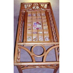 Montego Bay Coffee Table w..