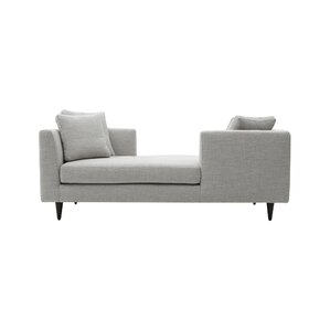 Corvi Double End Chaise Lounge  sc 1 st  AllModern : chaise lounge bench - Sectionals, Sofas & Couches