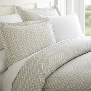 Allshouse Contemporary Duvet Set