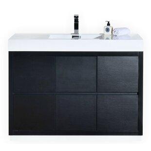 Modern Bathroom Vanities & Cabinets | AllModern on