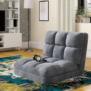 Home Furniture 360 Degree Swivel Folded Video Game Chair Floor Lazy Man Sofa Chair With Leather And Mesh Fabric Upholstery Armchair Living Room