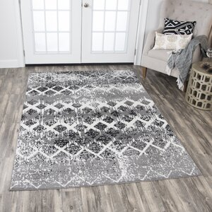 Fort Garland Gray Area Rug