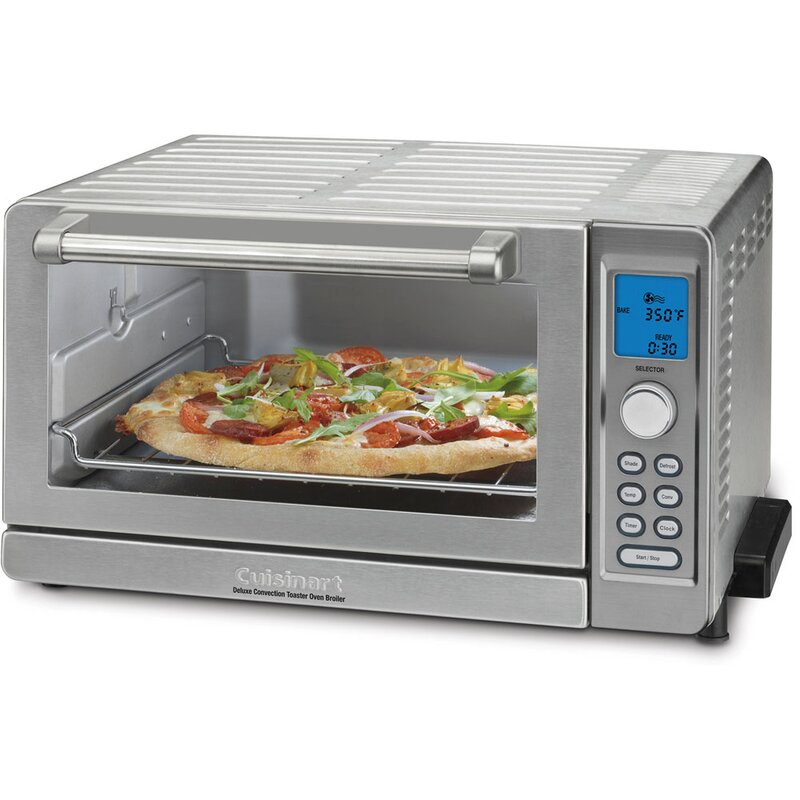 digital convection oven with toaster appliances context breakfast p krups controls ovens slice