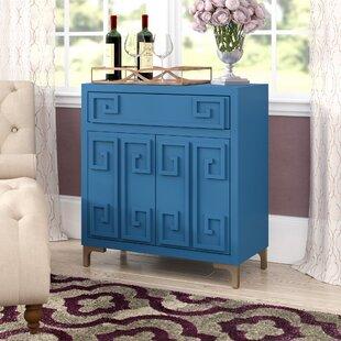 Gilbery 2 Door Wine Bar Cabinet