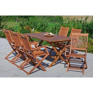6-Sitzer Gartengarnitur Till