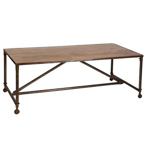 Sacramento Dining Table by Bois et Cuir