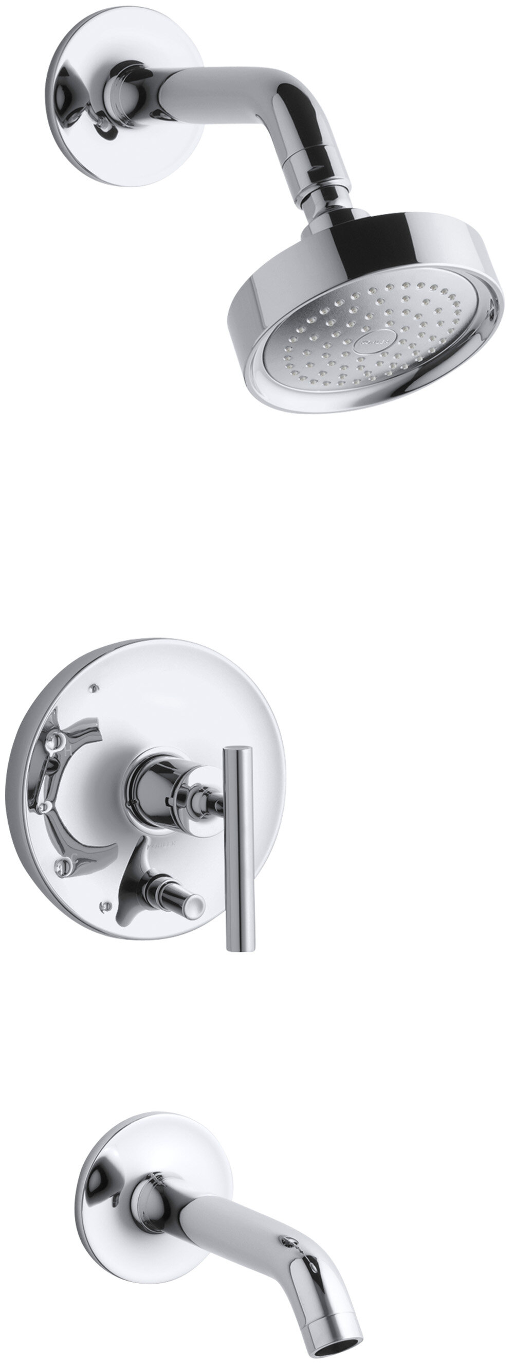 tub stn nickel kit carrington shower not s and trim valve symmons in p faucets chrome diverter satin kits sink included faucet trm handle
