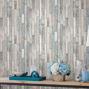 Accessories wallpaper you 39 ll love for Decoration murale wayfair