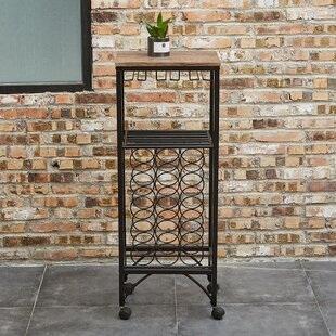 Wheatley Bar Cart