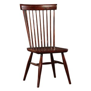 Flannery Solid Wood Dining Chair by Furniture Classics LTD