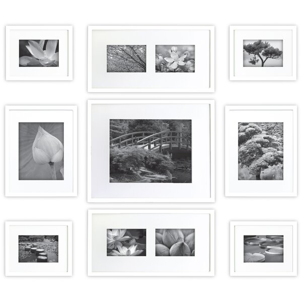 Modern & Contemporary Photo Gallery Wall Frame Sets | AllModern