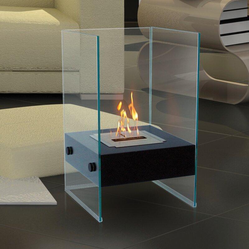 Anywhere Fireplace Hudson Indoor/Outdoor Fireplace & Reviews   Wayfair