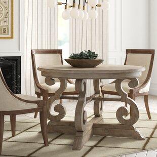 Ellenton Solid Wood Dining Table