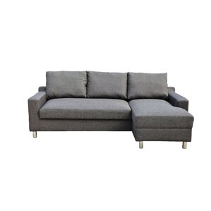 Lainey Sectional Sofabed Grey-Right Facing  sc 1 st  Wayfair : sofabed sectionals - Sectionals, Sofas & Couches