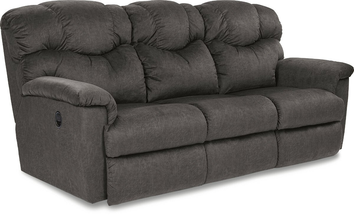 Lancer La-Z-Time® Reclining Sofa  sc 1 st  Wayfair & La-Z-Boy Lancer La-Z-Time® Reclining Sofa u0026 Reviews | Wayfair islam-shia.org