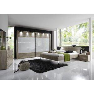 Anpassbares Schlafzimmer-Set Hollywood, 180 x 200 cm von Wiemann