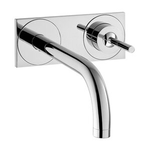 Black Wall Mount Faucet wall mounted bathroom sink faucets you'll love