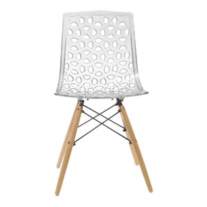 Contemporary Sandra Side Chairs (Set of 2) b..