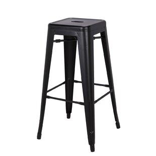 Sullivan Metal 30 Bar Stool (Set of 4)