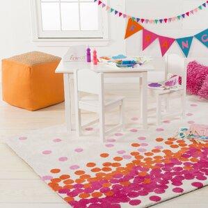 girls' rugs you'll love | wayfair