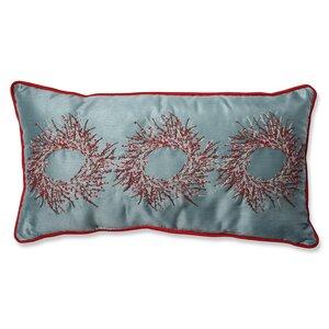 Wreaths Lumbar Pillow
