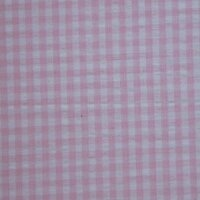 Gingham Check Curtain Panels (Set Of 2)