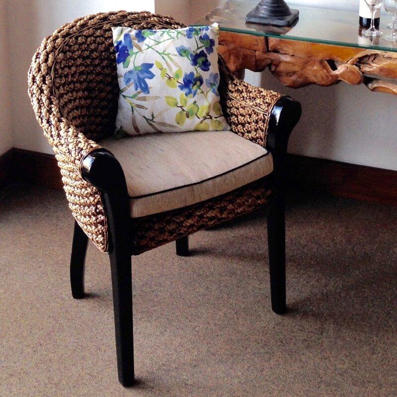 Water Hyacinth Paris Barrel Chair