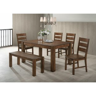 Scriba 6 Piece Dining Set