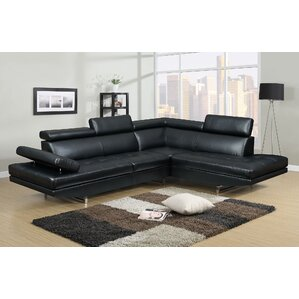 Logan Sectional by Nathani..