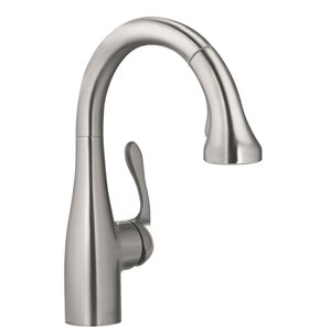 Hansgrohe Allegro E Single Handle Deck Mounted Kitchen Faucet