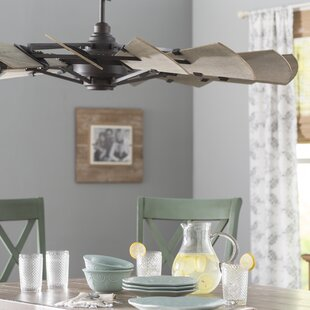 Shabby chic ceiling fan wayfair aloadofball