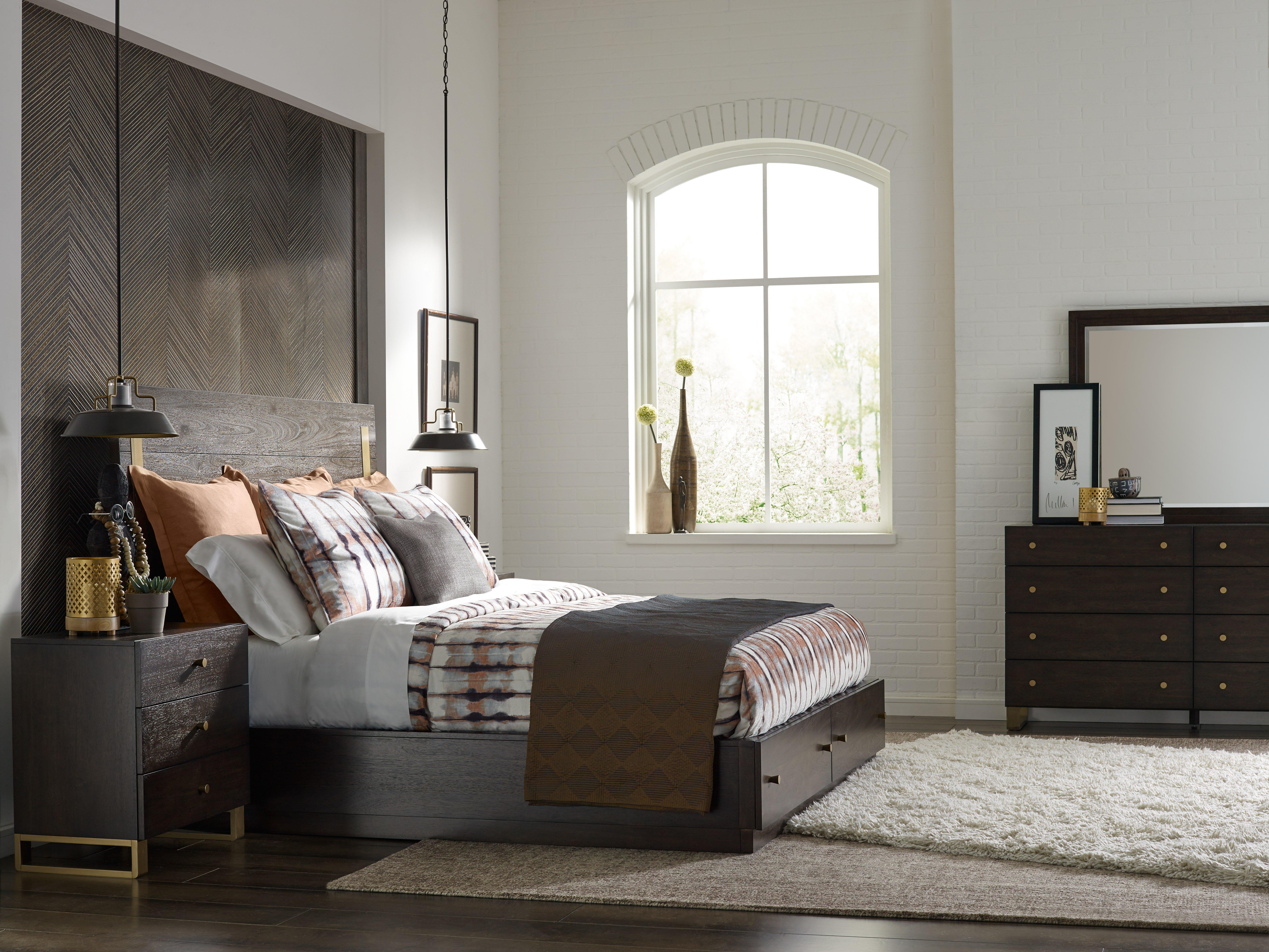 Austin Standard Configurable Bedroom Set