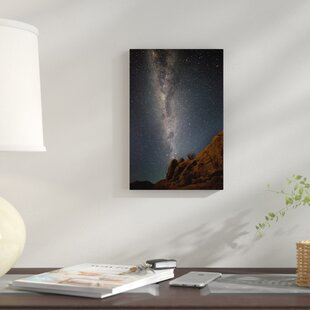 U0027Milky Way Galaxy As Seen From Richtersveld North Cape South Africau0027  Photographic Print On Canvas