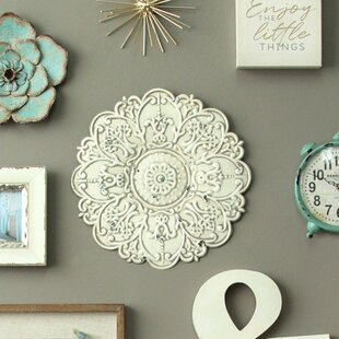 Search Results For White Medallion Wall Decor