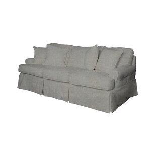 Extra Long Sofa Slipcover   Wayfair