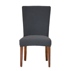 Vivian Stretch Polyester Dining Chair Slipcover