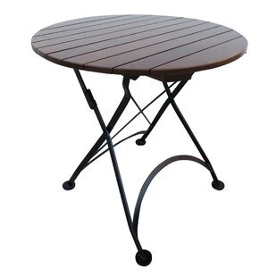 French Café Folding Bistro Table. By Furniture Designhouse