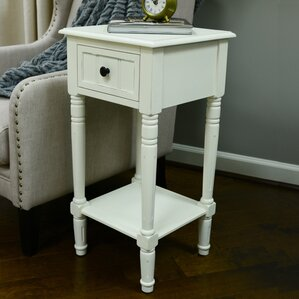 Awesome Adaline End Table With Storage