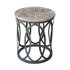 Omega End Table by White x White