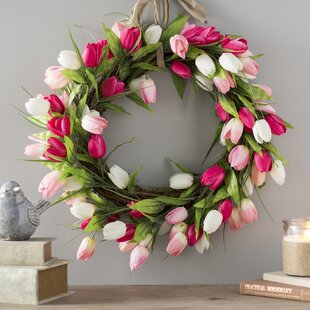 save to idea board - Easter Wreaths