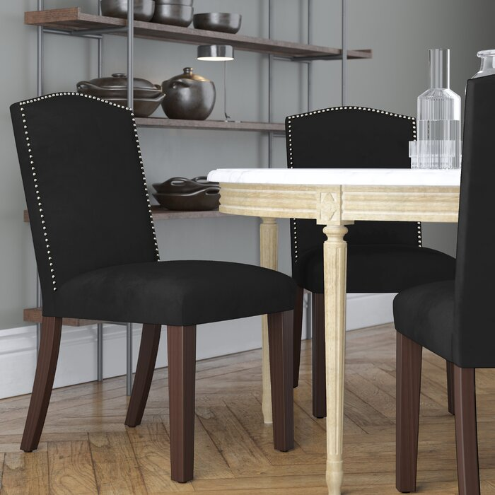 Terrific Nadia Upholstered Dining Chair Download Free Architecture Designs Madebymaigaardcom