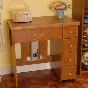 auntie laminate sewing cabinet