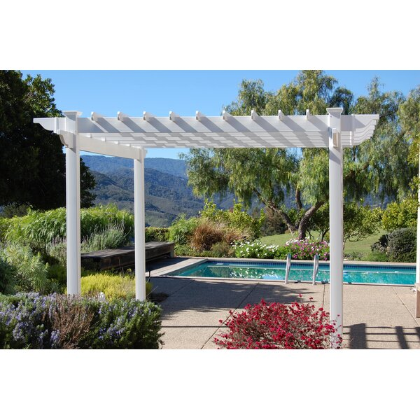 - 10 X 10 Pergola Wayfair