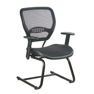 SPACE Air Grid Back Guest Chair. By Office Star Products