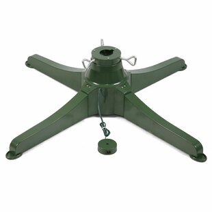 revolving rotating tree stand