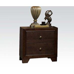 Madison 2 Drawer Nightstand