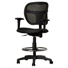 terrance mesh drafting chair - Drafting Chairs